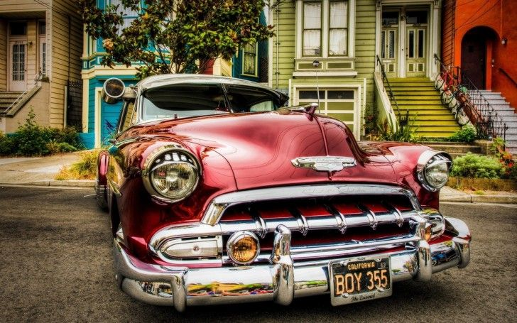 Chevrolet wallpapers