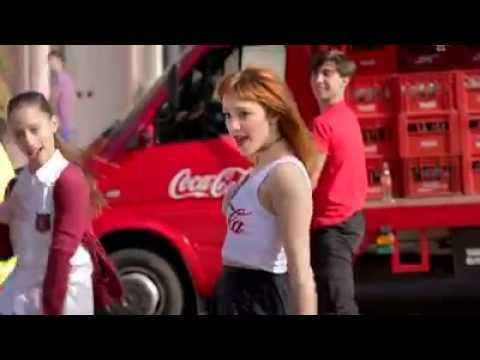 Coca Cola #MiMovimiento - Angela Torres - YouTube