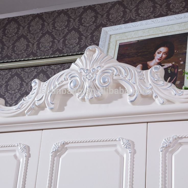 70 best roperos images on pinterest coat racks products for Muebles estilo frances