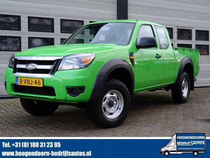 Gebrauchte Ford Ranger 2.5 TDCI 105kw 4x4 Trekhaak 3000 kg - Airco | Trucks. nl