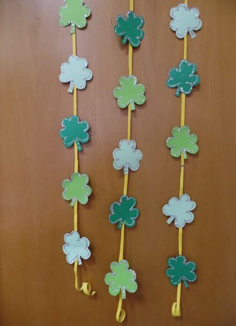 Clasa pregatitoare: Happy St. Patrick!