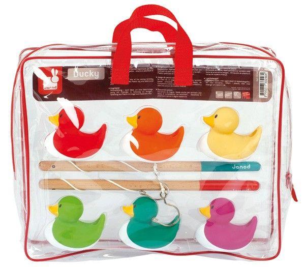 Janod - Ducky Fishing Bath Game we are big on bath time fun #EntropyWishList #PinToWin