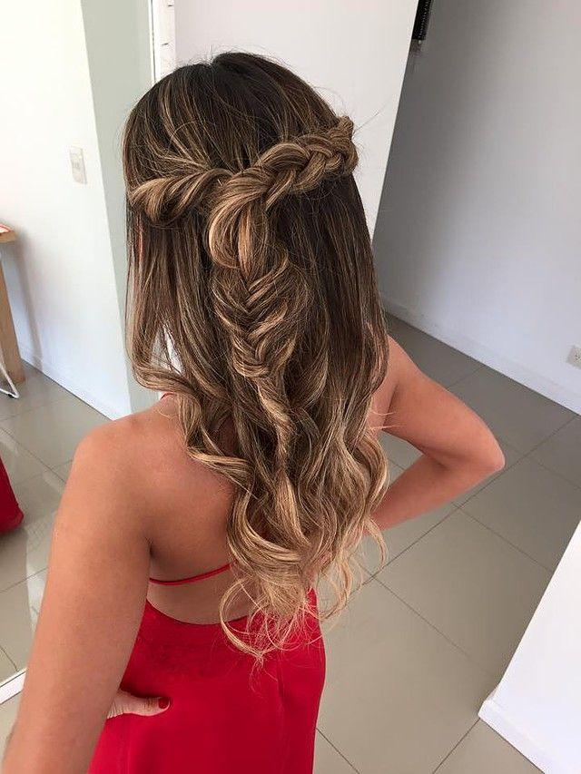 La Coquette Victoria Hair & Makeup | GALERIA trenza boho !