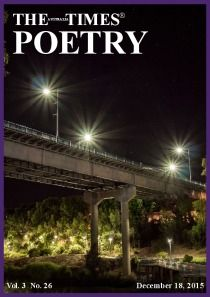 The Australia Times - Poetry magazine. Volume 3, issue 26