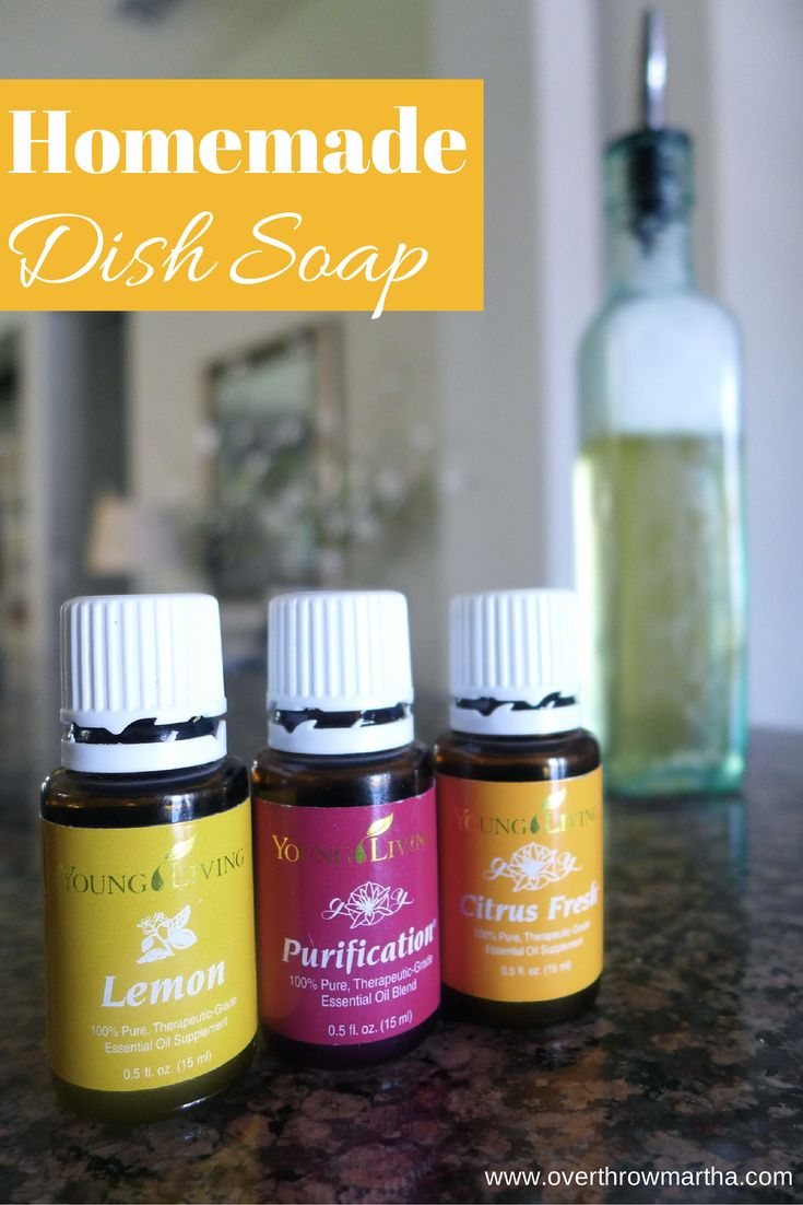 How to make a homemade citrus dish soap that helps to remove grease #diycleaners #dishsoap