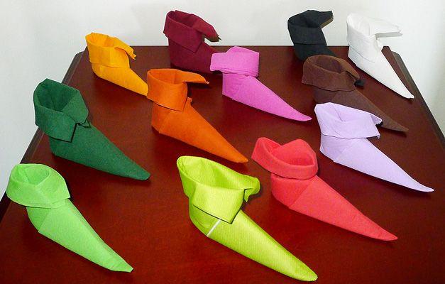 chaussures lutins
