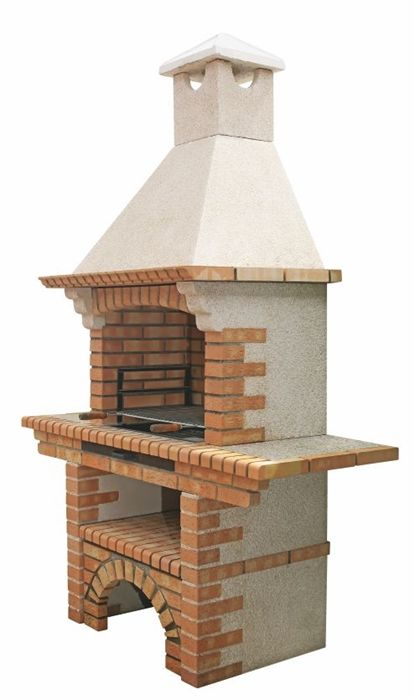Picture of Portuguese Brick BBQ CE2060G