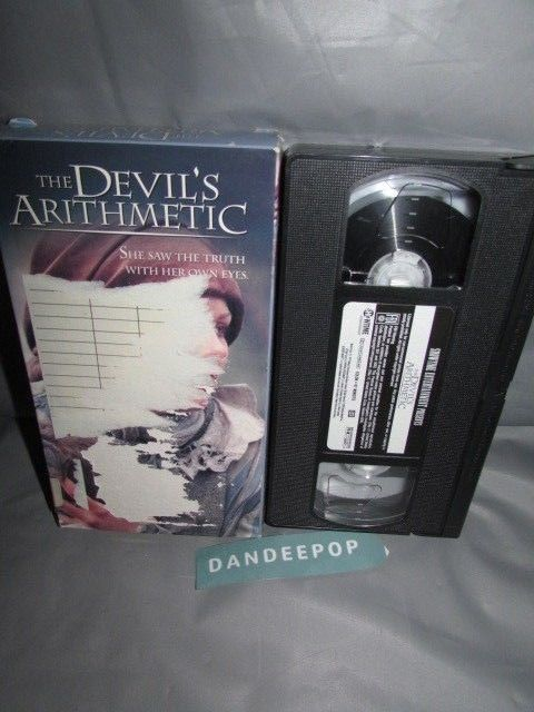 The Devil's Arithmetic VHS Movie #thedevilsarithmetic #vhs #movie #dandeepop Find me at dandeepop.com