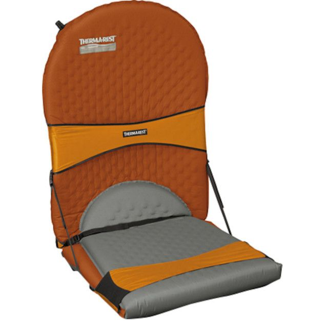 $50 COMPACT CHAIR 20, ORANGE THERMAREST - 06682