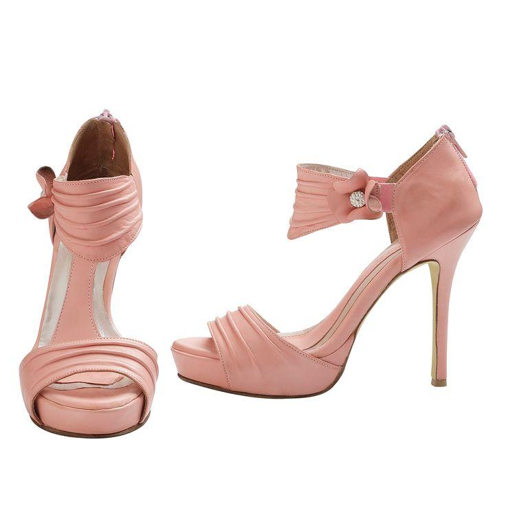 Νυφικα παπουτσια 2017 κωδ:Π602