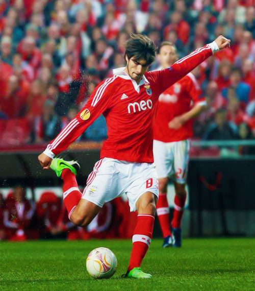 André Gomes. SL Benfica