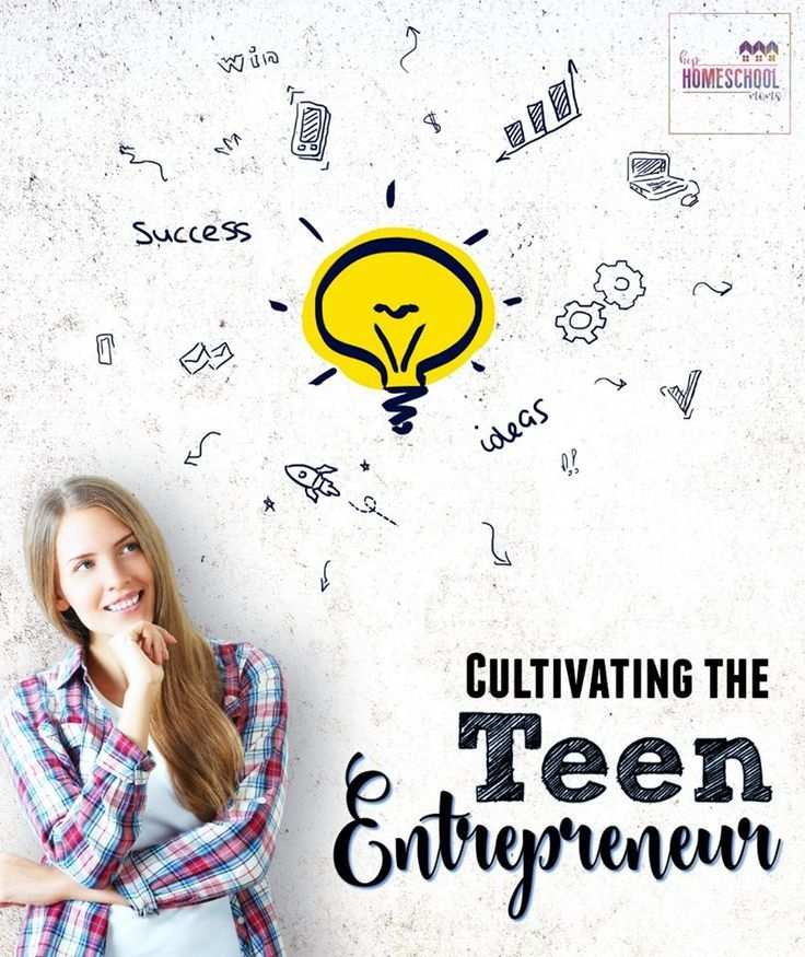 If you'd like ideas and inspiration for cultivating your own teen entrepreneur, you'll enjoy this advice by a teen entrepreneur!