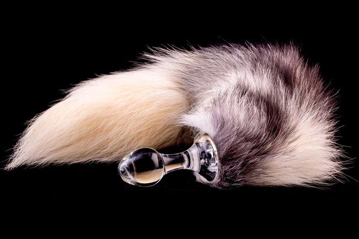 Crystal Minx Plug Anale Coda Artica