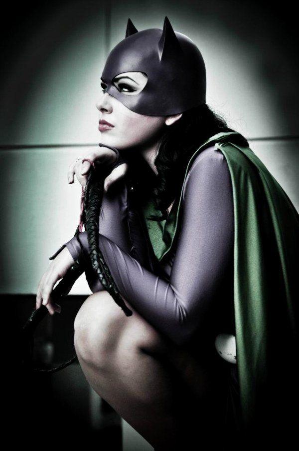 Sexy girls batman