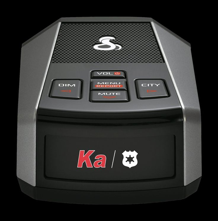 Cobra Electronics DSP9200BT Radar Detector