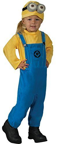 Rubie's Costume Despicable Me 3 Minion Jerry Costume, X-Small