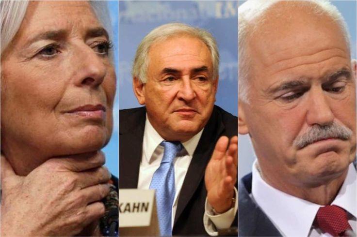 Έκθεση βόμβα για το ΔΝΤ: Η ελληνική οικονομία μπορούσε να σωθεί