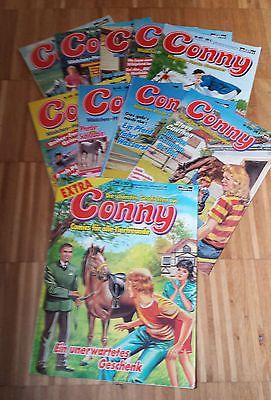 Conny Comic-Hefte 80er Jahre