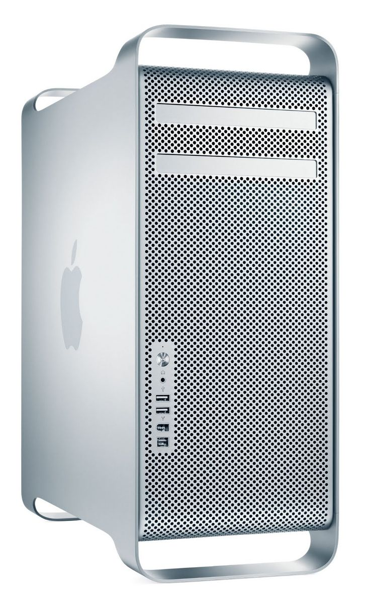 Simply beautiful. Mac Pro. Jony Ive. Apple.