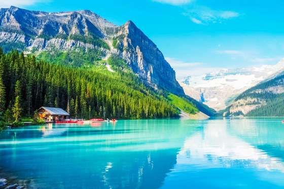 MISTAKE: CANADA IS THE WORLD'S LARGEST COUNTRY  Not even close. Russia is a massive 6,602,000 square miles, so big that it has 10 time zones. Canada is a distant second with 3,855,000 square miles, but with six time zones of its own, there's a long gap in time between Vancouver in the west and St. John's in Newfoundland.