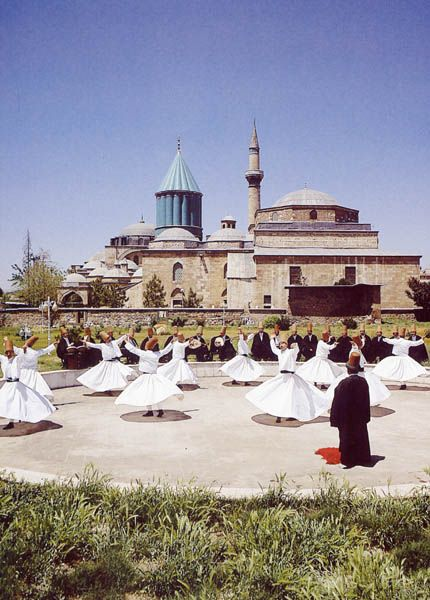 Konya, Turkey  (Whirling dervishes) Travel brings power and love back into your life ~ Rumi