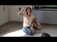 L'araignée Gypsi en langue des signes