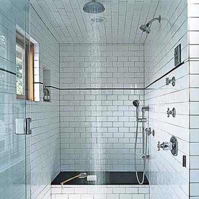 Etonnant Install Multiple Showerheads