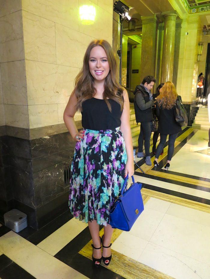 Tanya Burr - girl crush/style crush Spring Style