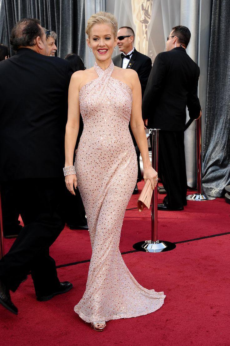 Penelope Ann Miller   Mermaid formal dress