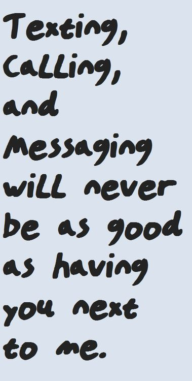 Good Morning Text For Long Distance Boyfriend : Quotes about texting handpicked ideas to discover in