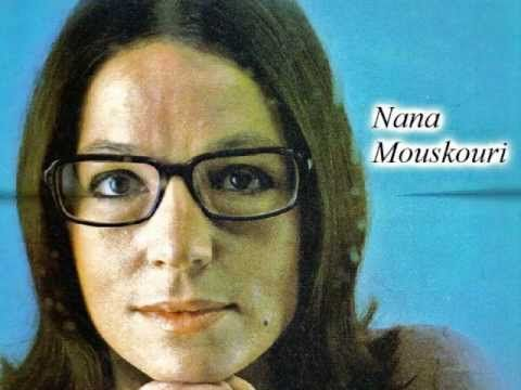 """Nana Mouskouri - """"Even Now"""".....just so beautiful! A hard to find recording for Nana Mouskouri fans."""