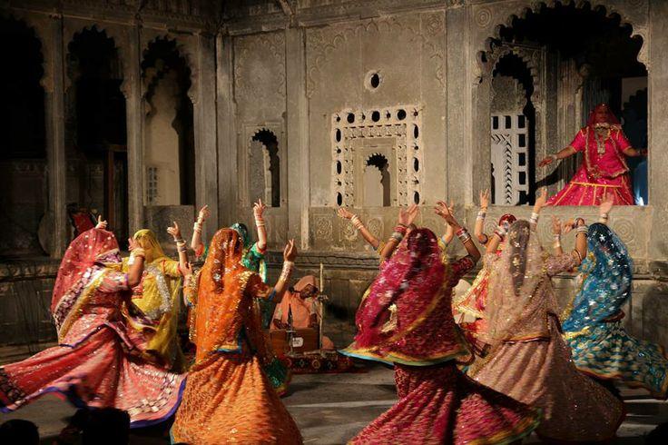 rajastanse dans, udaipur