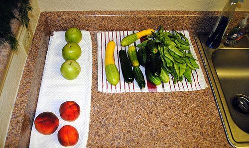 homemade garlic dill pickles | gardening | Pinterest