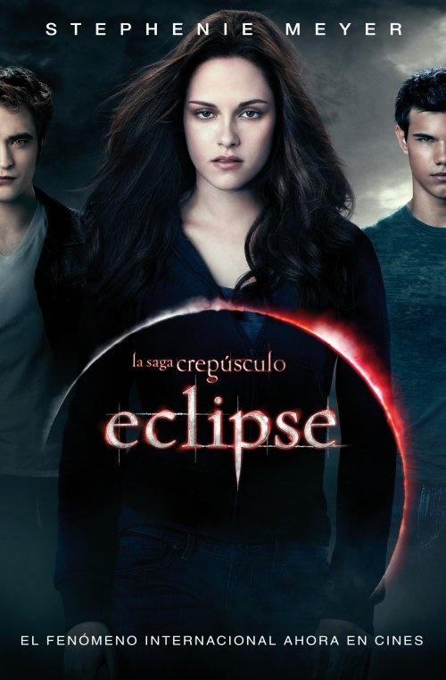 La saga crepúsculo: Eclipse libro