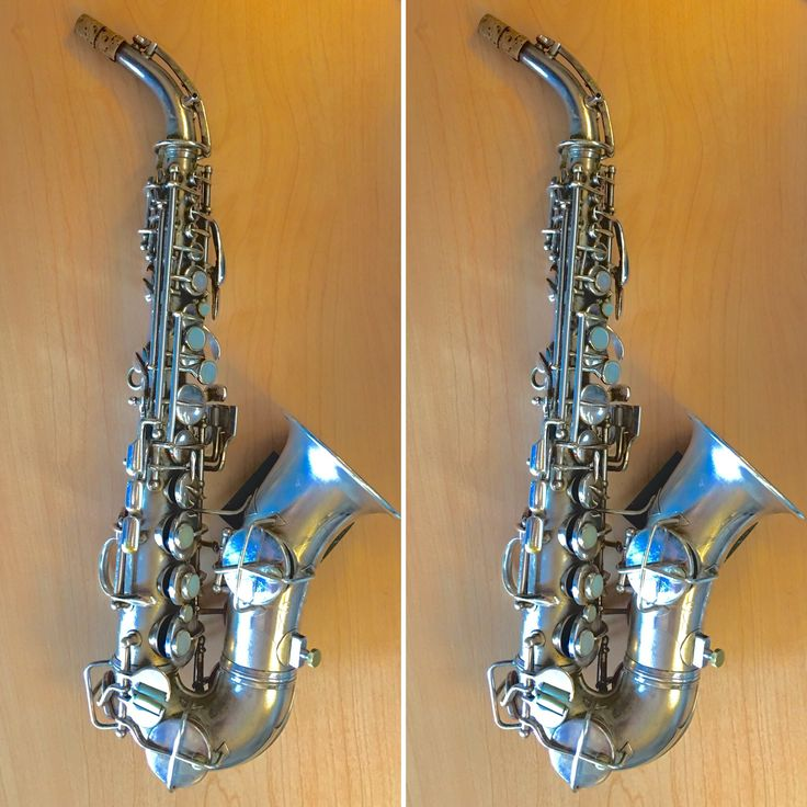 """Here is my horn Vintage 1924 Curved Soprano Sax  New Wonder Series 1 """"She is a thing of Beauty."""""""