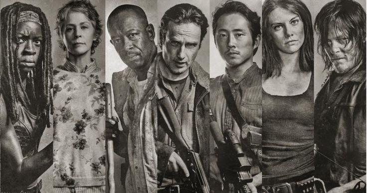 The Walking Dead Saison 6, casting, suite, morts, alexandria, andrew lincoln, negan, steven yeun, norman reedus, daryl, rick, glenn, gale anne hurd, danai gurira, michonne, walkers,  vidéo, interview, twd, amc