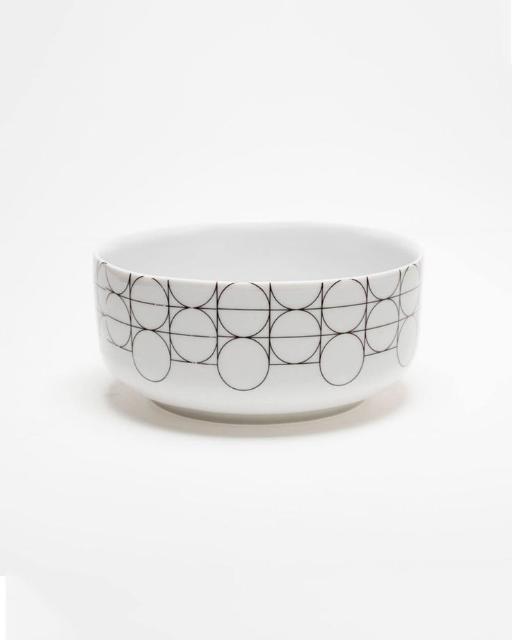 Scandinavian bowl Porcelain bowl, element of SCANDINAVIAN SET collection. SCANDINAVIAN SET is created in the spirit of Craft Design – popular trend among designers manufacturing products in their studios. Products are handmade, therefore there might be slight differences between each item.