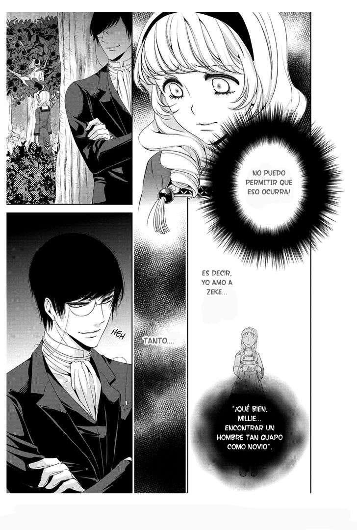 Erotic Fairy Tales: Little Mermaid Capítulo 27 página 22 - Leer Manga en Español gratis en NineManga.com