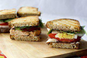 El sandwich ideal para el embarazo