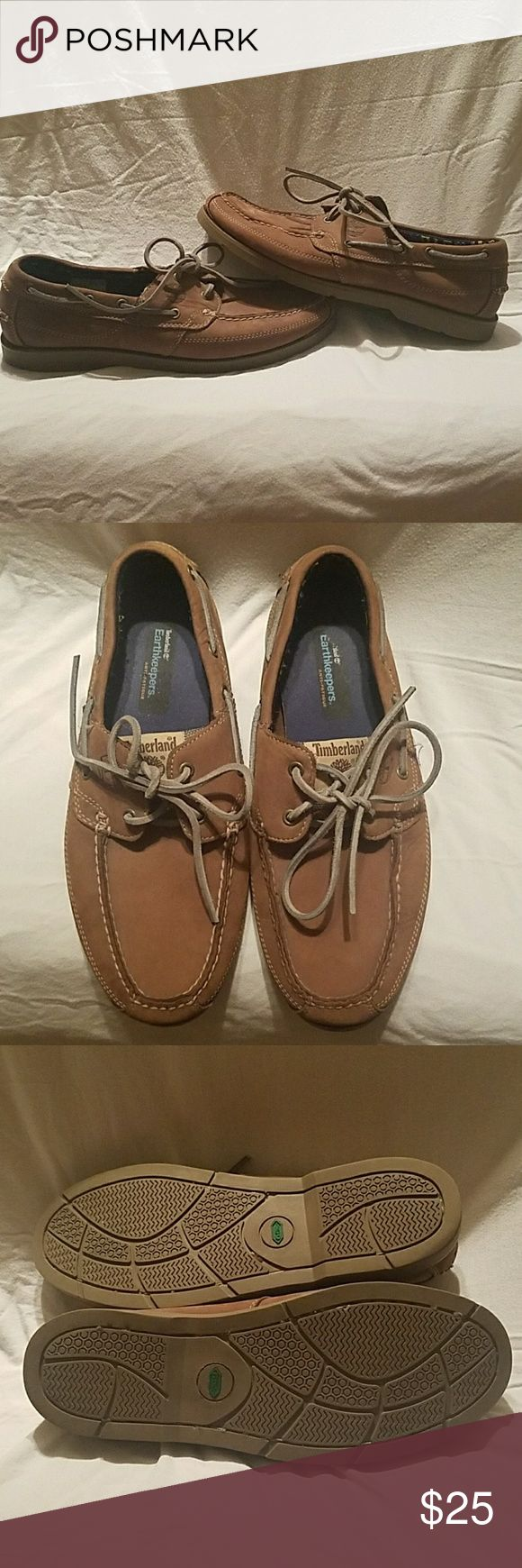 Timberland deck shoes Timberland deck shoes with Earthkeepers anti-fatigue insoles. Very good condition Timberland Shoes Boat Shoes