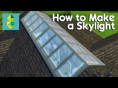The Sims 4 Get Together: Skylight Tutorial by The Sim Supply! - Sims Community