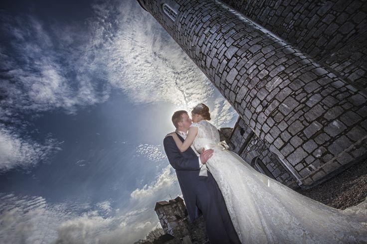 Colum and Niamh's wedding