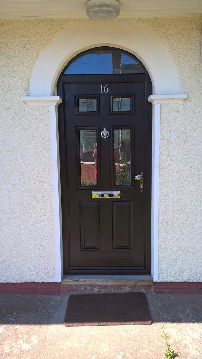 25 Best Ideas about Black Composite Door