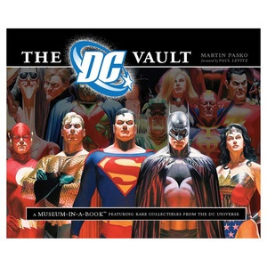 The DC Vault now featured on Fab.