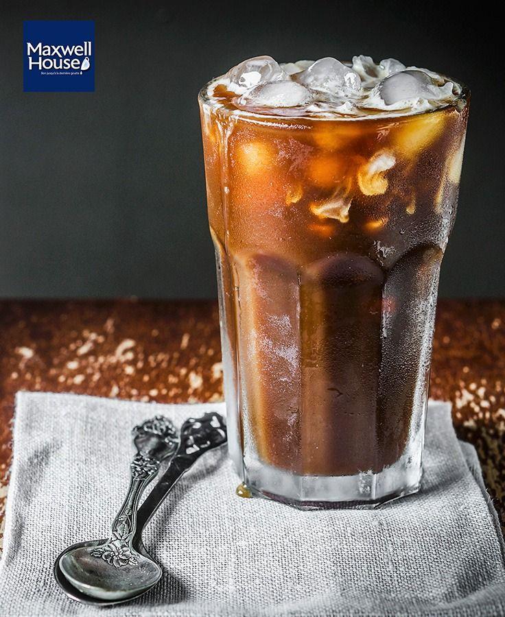 Café glacé #recette