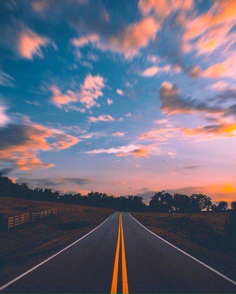 Sunset Fotografi Alam Pemandangan Pemandangan Khayalan