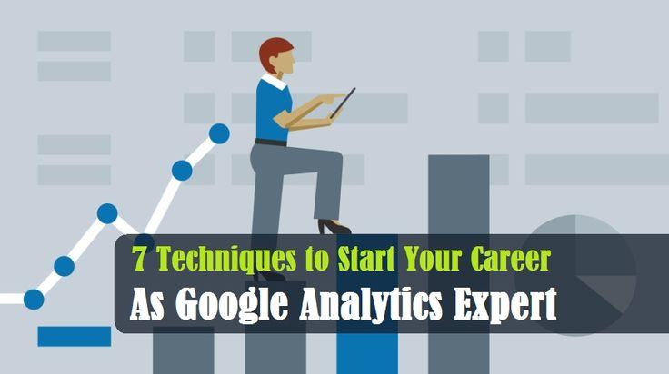 How to Become #GoogleAnalytics Pundit in the #CareerBeginning#analytics #digitalmarketing #webanalytics