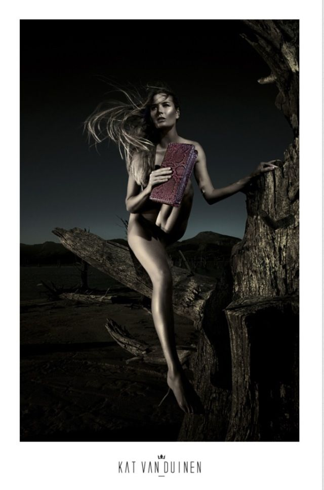 Our new campaign - photographed by Diaan de Beer for Kat van Duinen
