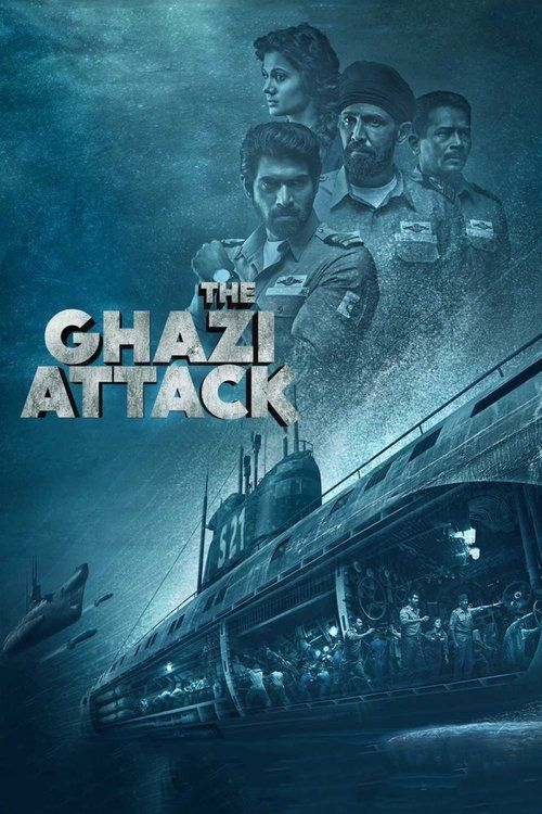 Watch The Ghazi Attack 2017 Full Movie HD Movies