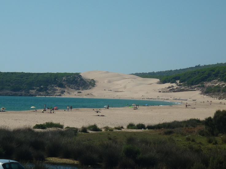 Bolonia beach, Cádiz (Spain)